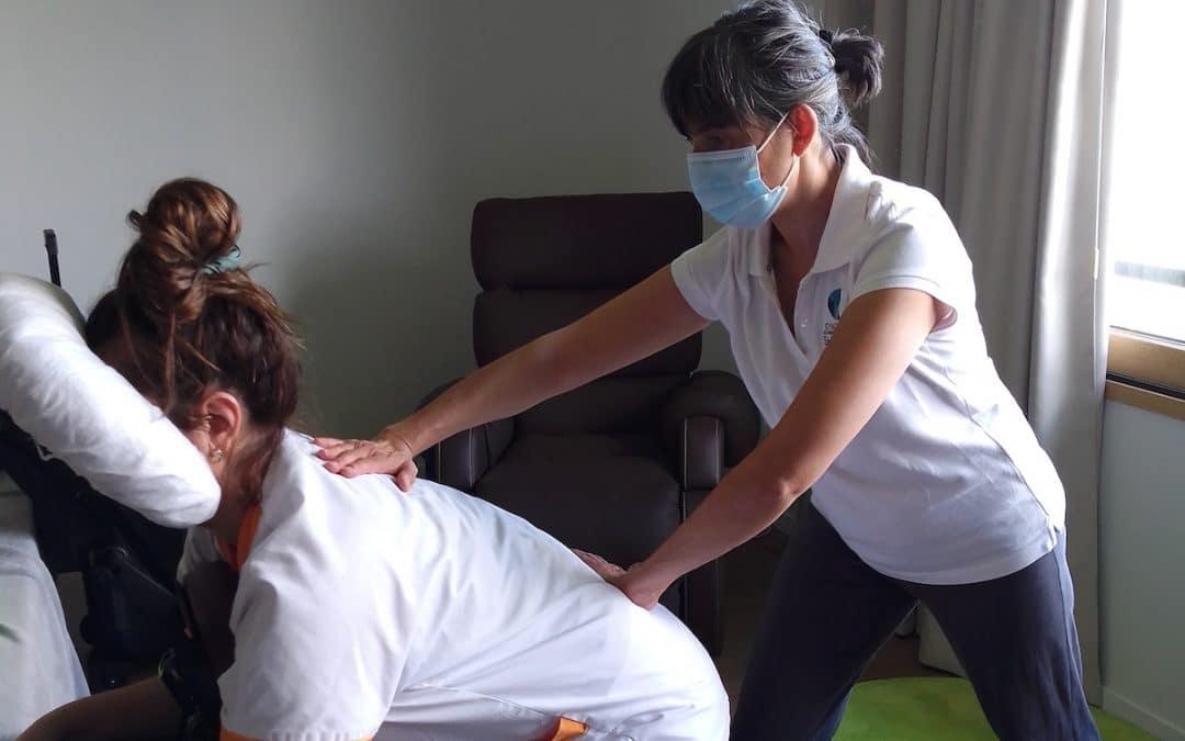 Témoignage de Valérie bénévole en Ehpad auprès du personnel soignant
